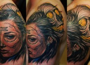 in Tattoo/ Ivan Bor / Tattoo Artist Colour Tattoos